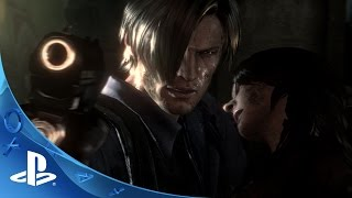 Resident Evil 4, 5, 6 – Announce Trailer | PS4