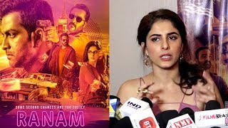 Isha Talwar TALKS About Her Role In Malayalam Movie Ranam | Special Screning