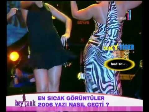 Hadise Sibel Can Göbek Show