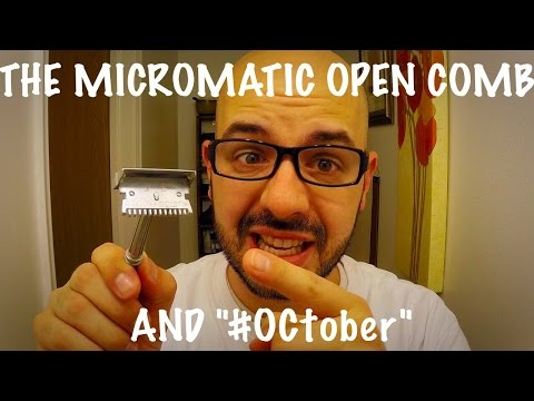The Micromatic Open Comb &
