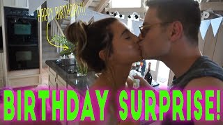 SURPRISING MY GIRLFRIEND FOR HER BIRTHDAY | Cameron Fuller Vlogs