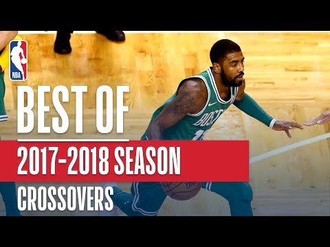 Best Crossovers From The 2017 2018 NBA Season Steph Curry Kemba Kyrie and More