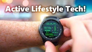 Amazon Electronics Gift Guide - Active Lifestyle Tech!