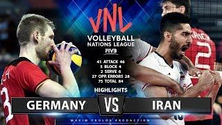 Germany vs Iran | Highlights Men
