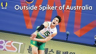 The Amazing Actions by Luke Smith | Australian Hitter