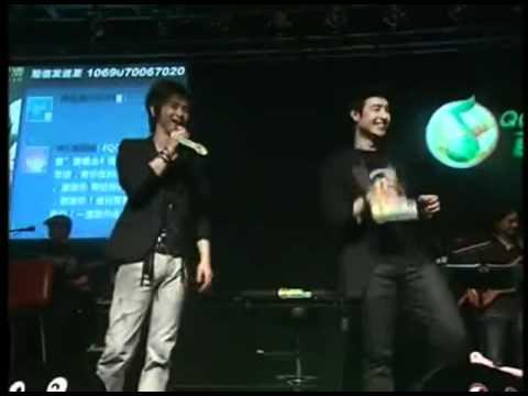 2011.06.24 QQ音樂首唱會 松柏聯音 潘瑋柏 紀佳松 串燒歌曲