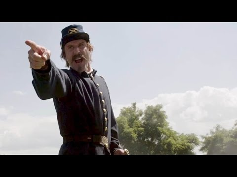 FIELD OF LOST SHOES Trailer (American Civil War - 2014)