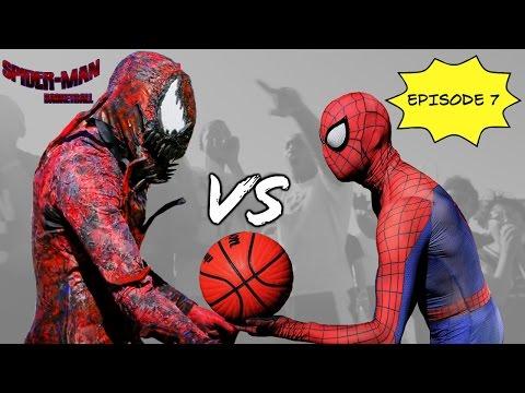 Xxx Mp4 Spiderman Basketball Episode 7 Spiderman Vs Carnage SuperHero Bball 3gp Sex