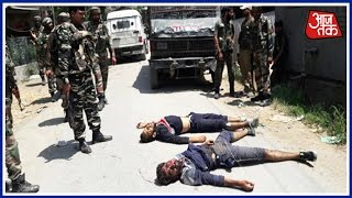 2 Militants Killed In Pulwama During Encounter