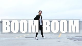 SEVENTEEN(세븐틴)-붐붐(BOOMBOOM)-Lisa Rhee Dance Cover