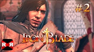 Iron Blade: Medieval Legends RPG - Hugo the Crusher - iOS / Android - Gameplay Part 2