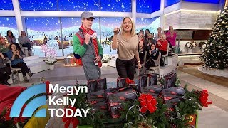 Megyn Kelly Audience Members Receive Hairstyling Irons, Office Golf Games | Megyn Kelly TODAY