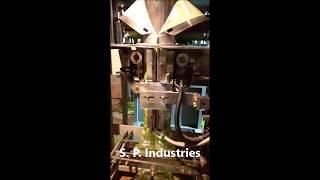 Murmura Muri Puffed Rice Packing Machine (S P Industries)