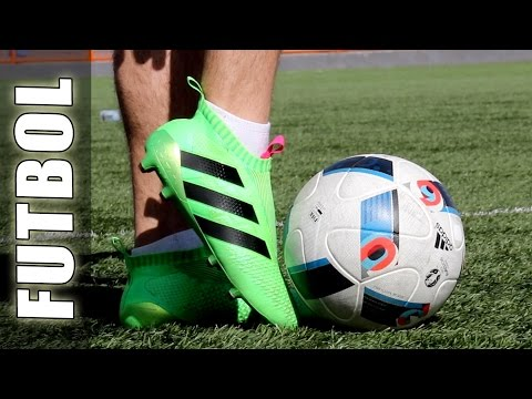 How to Kick with Power in Football Soccer Strong Kick with Instep Football Videos & Skills