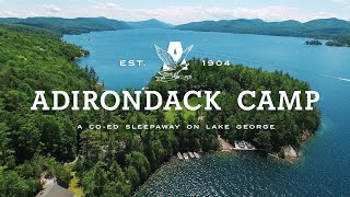 Best Summer Camp in the US - Adirondack Camp