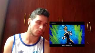 REACT Rap do Vegeta (Dragon Ball Z) | Tauz RapTributo 04