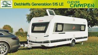 Dethleffs Generation 515 LE: Das ultimative Schnäppchen? - Die Test-Camper   Clever Campen