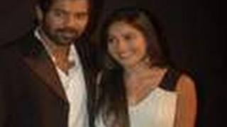 Shabbir Ahluwalia and Kanchi Kaul Tie Knot