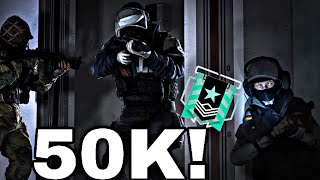 0 A 50 000 MERCI!!! - Rainbow Six Siege