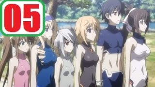 Infinite Stratos Episode 5 English Dub