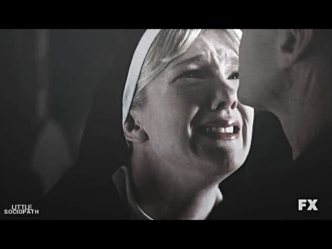 lily rabe || tired of fighting [ahs tribute]
