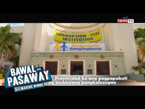 Bawal ang Pasaway Hot-seat: Cebu Governor-Elect Hilario P. Davide III