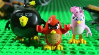 LEGO ANGRY BIRDS -COMPILATION