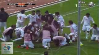 اهداف منتخبنا الابيض في  خليجي 21 ... #عشق الابيض