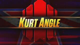 Kurt Angle Entrance Video