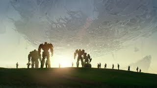 Transformers 5 ending  Autobots return to Cybertron