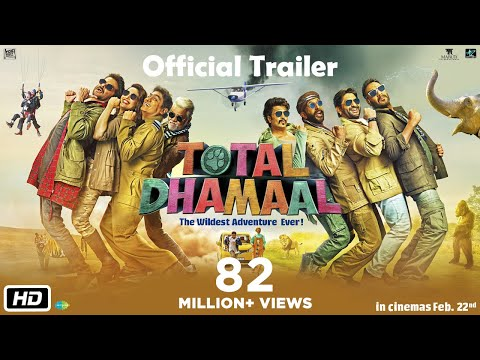 Xxx Mp4 Total Dhamaal Official Trailer Ajay Anil Madhuri Indra Kumar Feb 22nd 3gp Sex