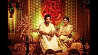 Anjana starring Balu's Biggest Day !!! A Classical Kerala Hindu Wedding Tale...