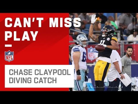 Chase Claypool is in Regular Season Form Already 2021 NFL Game Highlights