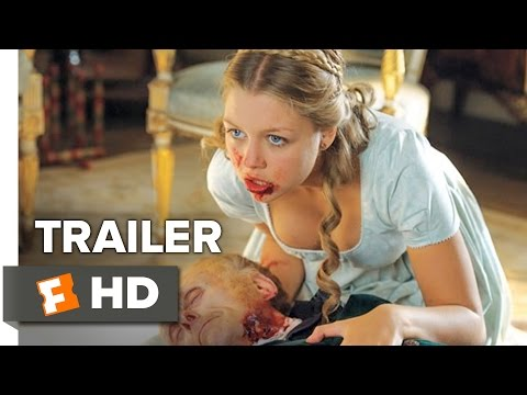 Xxx Mp4 Pride And Prejudice And Zombies Official Trailer 1 2016 Lily James Horror Movie HD 3gp Sex