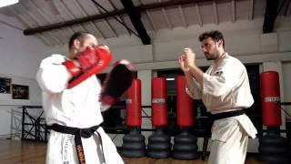servizio per Icarus su Sky Sport 2 sul kyokushinkai