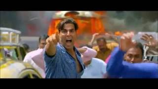 Holiday 2014 Official Movie Bomb blast scene Akshay Kumar,Sonakshi Sinha