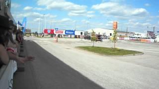 Eesti moto MM lõunakeskuse parklas 20.05.12
