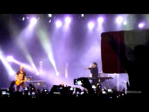 The Script - The Man Who Can't Be Moved (Live in Jakarta, 12 November 2011)