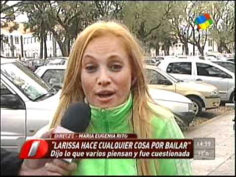Móvil porno de María Ritó en Intrusos neofama