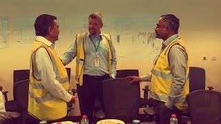 Retiring moments of Vijay Sir from Dnata Cargo