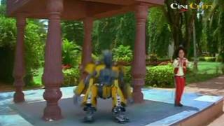 Chennai Pattinam-Magic Robot