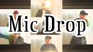 Bangtan Boys (방탄소년단) - Mic Drop (English Cover)