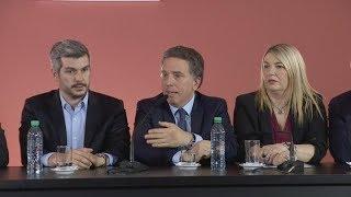 """Frigerio y Dujovne aclararon que los jubilados """"no van a perder poder adquisitivo"""""""