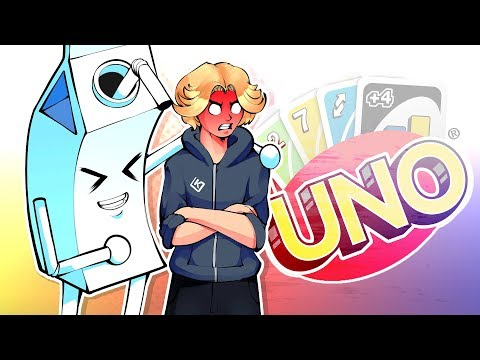 RAGE QUIT UNO Funny Moments