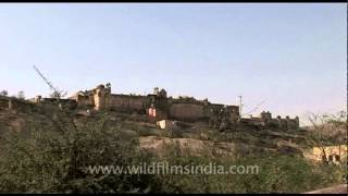 Made by Raja Man Singh - Amber Fort