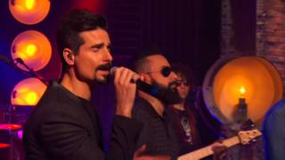 2013-12-21 - VH1 Buzz (Day 5) - Backstreet Boys performing Show 'Em (What You're Made Of)
