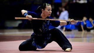 Wushu World Champion Jade Xu - Gold Performance