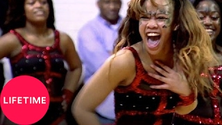 Bring It!: Stand Battle: Dancing Dolls vs. Divas of Olive Branch Medium Stand (S2, E10) | Lifetime