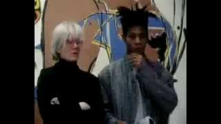 State of the Art - Andy Warhol and Jean-Michel Basquiat - 1986