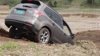2017 Subaru Forester 2.5i Touring Off-Road Review at Mudfest